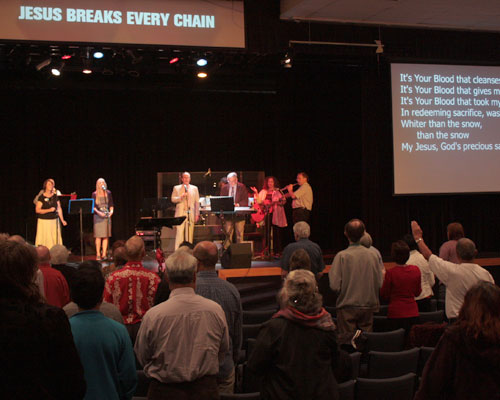 Charisma congregation